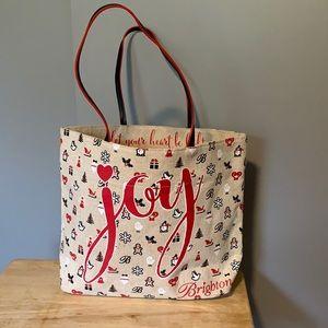 Brighton Christmas Tote Bag